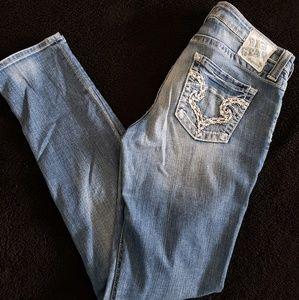 Big Star Remy Skinny Jeans